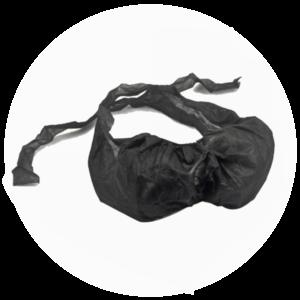 Soutien Gorges Jetable Noir