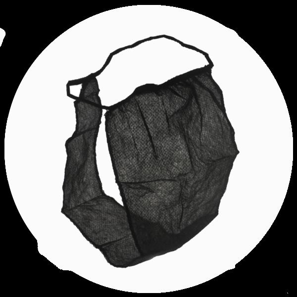 String jetable noir femme