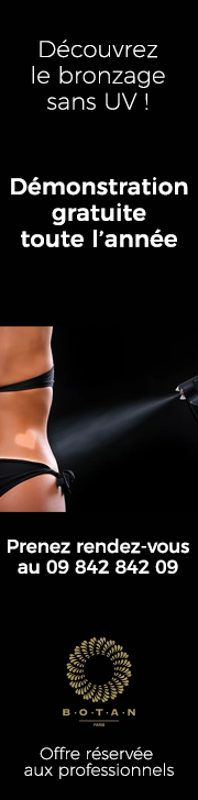 Démonstration bronzage sans UV Tanning